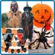 Декор на Хэллоуин / Украшения, аксессуары и декорации на Хэллоуин