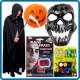 Все для Хеллоуїна / Товари на Хеллоуїн: прикраси, аксесуари, грим, декор, маски