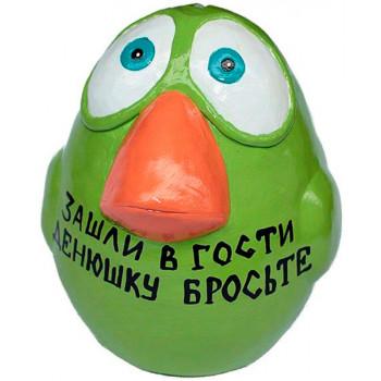 """Оригинальная копилка """"Птичка"""""""