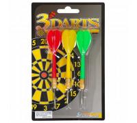 Набор дротиков для игры в Дартс 3 шт. BL3008