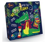 Настольная игра Мега-Крокодил