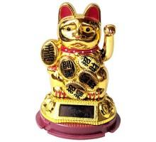 Манэки-нэко японский кот удачи, счастья и богатства