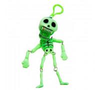 Скелет, що світиться зелений