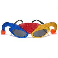 Окуляри Арлекіно карнавальні