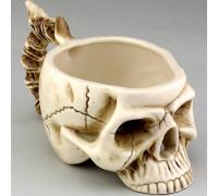 Кружка Череп з кістками