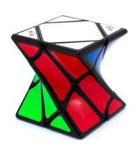 Головоломка извилистый, скрученный кубик Twisty Skewb