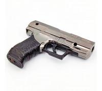 Зажигалка турбо пистолет Walther P99