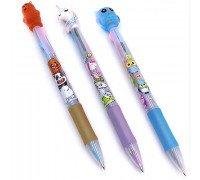 Ручка шариковая трехцветная автоматическая