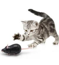 Бегающая Мышка игрушка для кошек