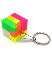 Брелок головоломка Кубик
