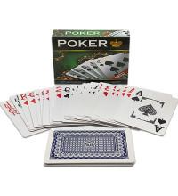 """Карты игральные пластиковые """"Poker"""""""