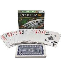 """Карти гральні пластикові """"Poker"""""""