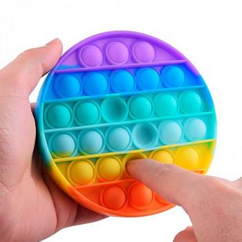 Pop it игрушка антистресс - вечная пупырка