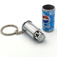 Запальничка-брелок PEPSI метал