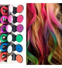 Декоративна фарба для волосся - змивається