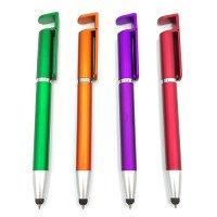 Ручка - стилус с подставкой для телефона
