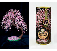 Бисерное дерево - Сакура. Набор для творчества