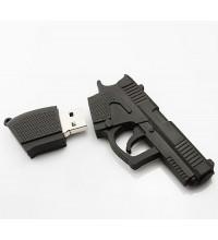 Флешка Пистолет usb, 8 Gb, силиконовая