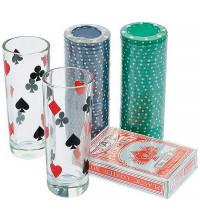 """Ігровий набір """"Алко-покер"""""""