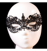 Кружевные карнавальные маски