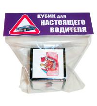 Кубик для настоящего водителя