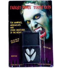 Накладні ікла і зуби вампіра