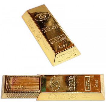 Пепельница карманная золотой слиток
