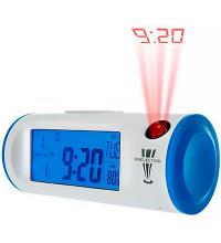 Прикольные цифровые часы проектор