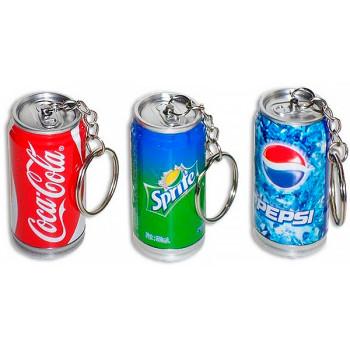 Ручка-брелок Банку Коли, Спрайт, Пепсі