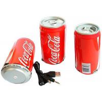 "Speaker-колонка ""Coca Cola"", МР3 плеєр, радіоприймач"