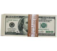 Сувенирные деньги 100 долларов