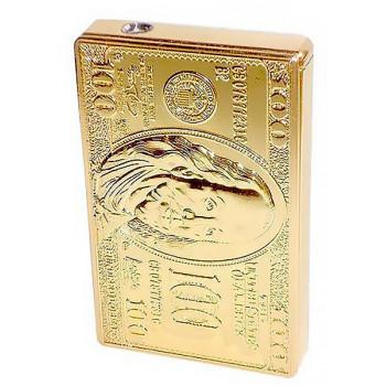 Запальничка 100 доларів
