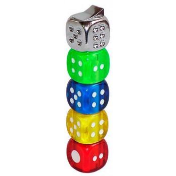 Зажигалка «Кубики»
