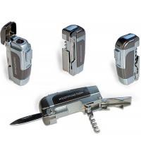 Зажигалка-нож многофункциональная