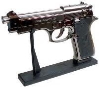 Зажигалка пистолет BERETTA