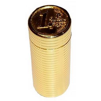 Зажигалка стопка монет