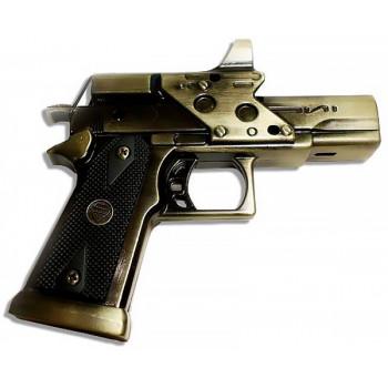 Зажигалка в виде пистолета