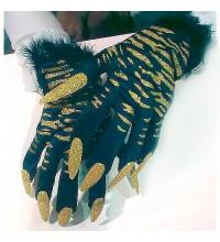 "Перчатки ""женщина - кошка"""