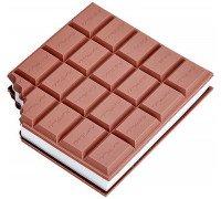 Блокнот «Шоколадка» для записи