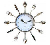 """Годинник """"Ложки вилки ножі"""""""