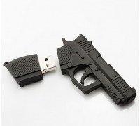 Флешка Пістолет usb, 8 Gb, силіконова