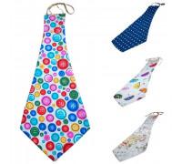 Краватка гігант, краватка Клоуна 60x25см.