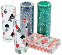 """Игровой набор """"Алко-покер"""""""