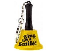 "Дзвіночок - брелок ""for smile"""