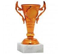 Кубок наградной высота 12 см.