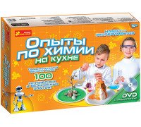 Набір досліди з хімії на кухні