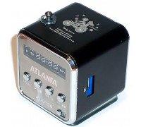 Портативна колонка ATLANFA AT- 9156 з USB & SD card