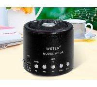 Портативна колонка WSTER WS-A8 з MP3 і FM pадіо