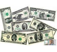 Прикол - подарок Деньги огромные доллары