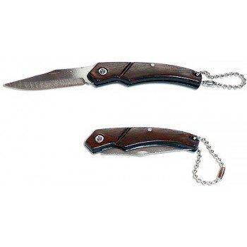 Складной нож-брелок